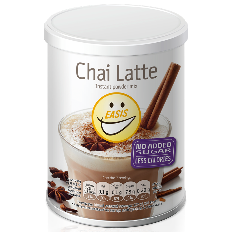 EASIS Chai Latte With No Added Sugar