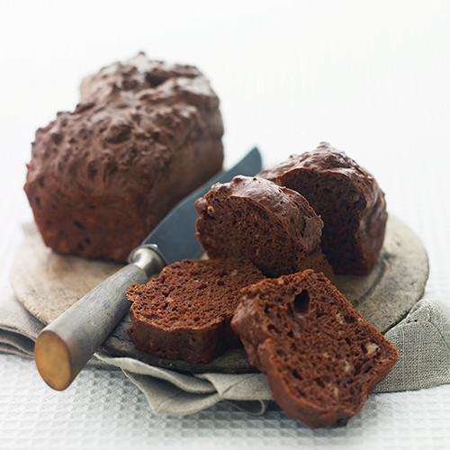 Chokoladebanankage Opskrift Opskrift På Chokoladebanankage