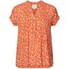Lollys Laundry Heather bluse i orange