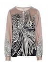 Dea Kudibal Iris Exclusive silke bluse i rosa