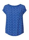 Lollys Laundry Krystal t-shirt i blå