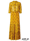 Lollys Laundry Nee Kjole i gul