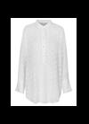 Munthe Affair skjorte i Ivory