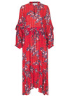 Munthe Brown kjole i rød