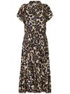 Munthe Duff kjole i indigo
