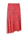 Munthe Holiday nederdel i pink leo