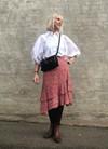 NORR Estella Nederdel i rød