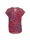 Rue de Femme Sia top i rød