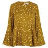Second Female Callie Bluse i gul