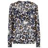 Second Female Florence Ruffle skjorte i mønstret