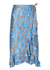 Becksöndergaard Calista Shelby nederdel i blå
