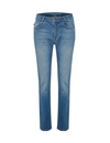 Denim Hunter Isla High Custom jeans i Vintage Wash