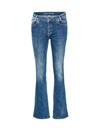 Denim Hunter Yara Bootcut Custom jeans i denim