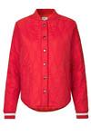 Global Funk Arica Sport jakke i rød