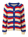 Lollys Laundry Nova cardigan i stribet