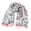 Rosenvinge 615936 tørklæde i blomstret
