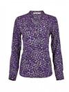Rue de Femme Doodle New Shirt i lilla