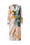 Stine Goya Camilla kjole i mønstret
