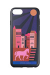Stine Goya Molly iPhone cover the city