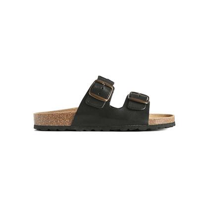 Shoe the Bear Cara L slippers i sort