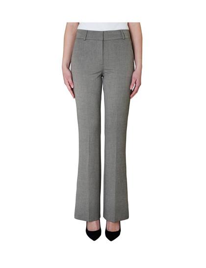 Fiveunits Clara Long bukser i sort/hvid