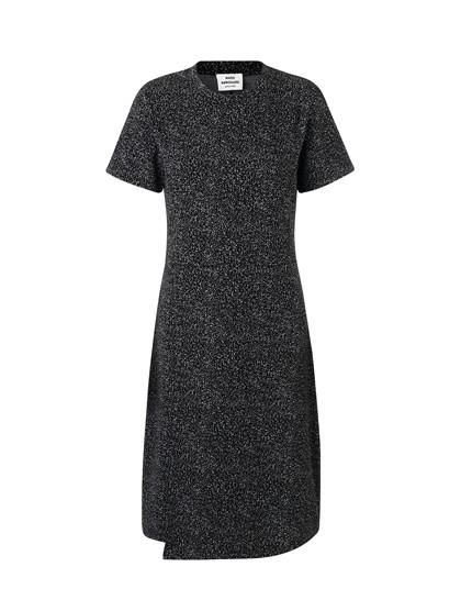 Mads Nørgaard Dreamy kjole i sort