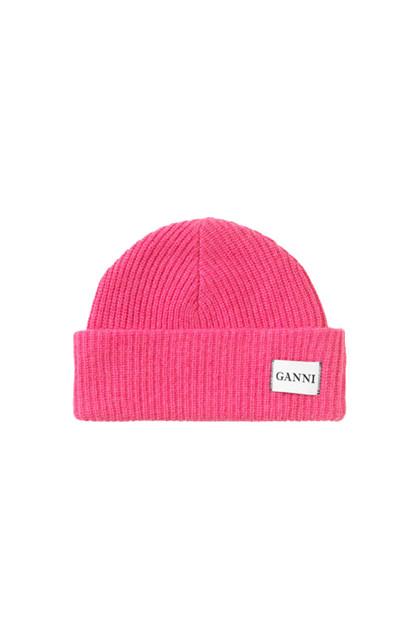 Ganni Hatley hue i pink