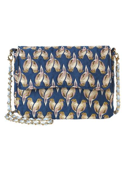 Becksöndergaard Birdy taske i blå