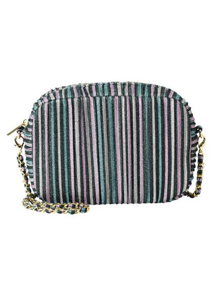 Becksöndergaard Paya Stripes taske i blå