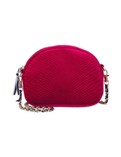 Becksöndergaard Lila Snake taske i pink