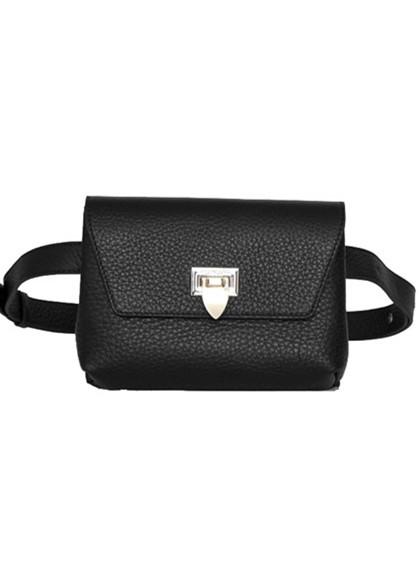 Decadent Florence bæltetaske i sort