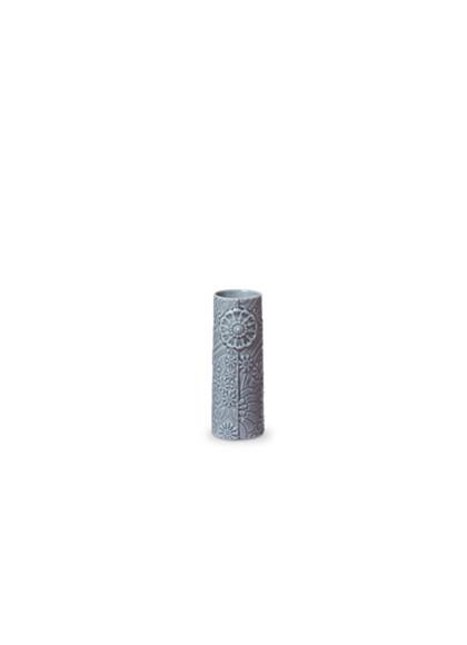 Finnsdottir Pipanella Flower Micro vase i blågrå