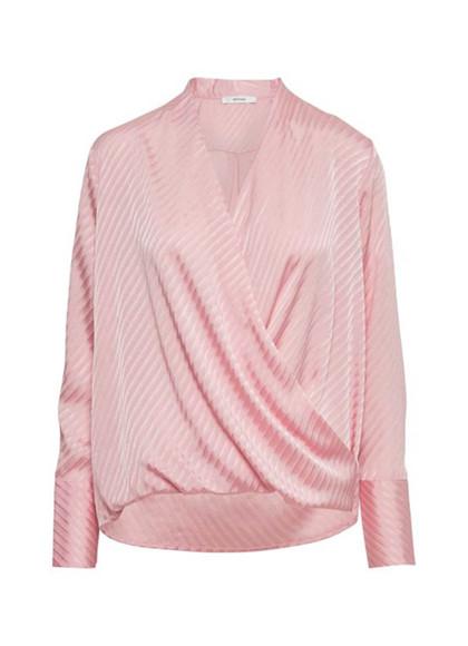 Gestuz Gunilla Bluse i rosa