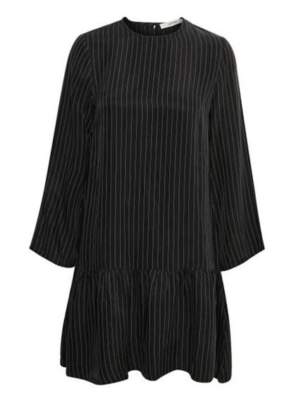 Gestuz Jenna kjole i sort