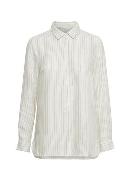 Gestuz Jenna skjorte i hvid