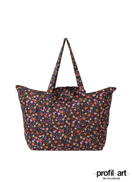 Ganni Fairmont Shopper taske i multi