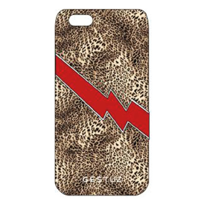 Gestuz iPhone 7 cover i leopard