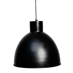 H. Skjalm P Pendel lampe 40x35 i sort