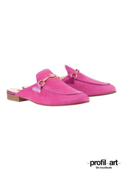 Högl Defilee slip-on Loafer i pink