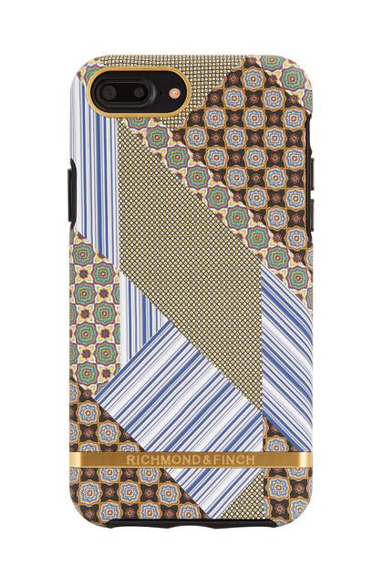 Richmond & Finch Suit & Tie iPhone PLUS cover