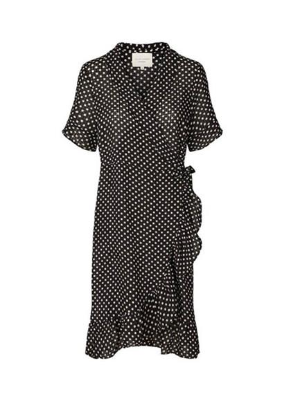 Lollys Laundry Amber kjole i sort