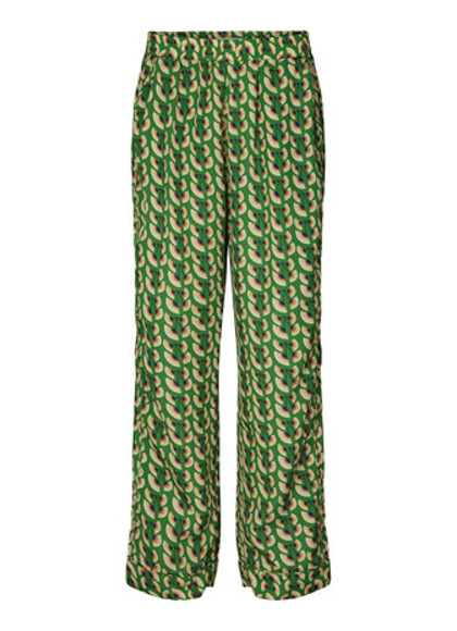Lollys Laundry Gipsy bukser i grøn
