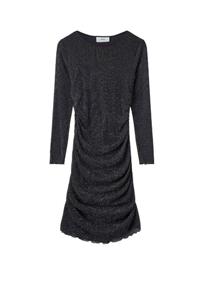 Moves By Minimum Beala kjole i sort