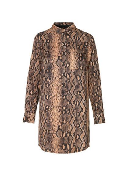 Munthe Anders skjorte i brun