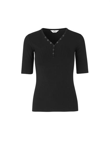 Mads Nørgaard Tarolla S t-shirt i sort