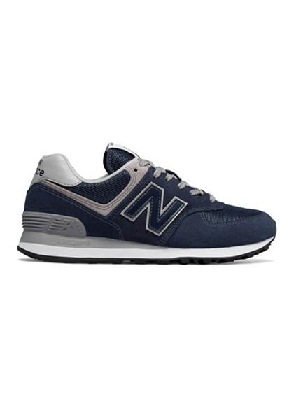 New Balance WL574EN sneakers i navy