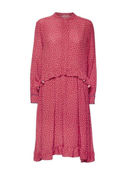 NORR Christie kjole i pink