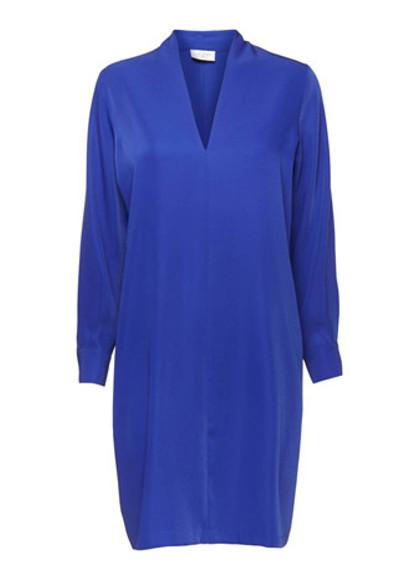 NORR Gila kjole i blå