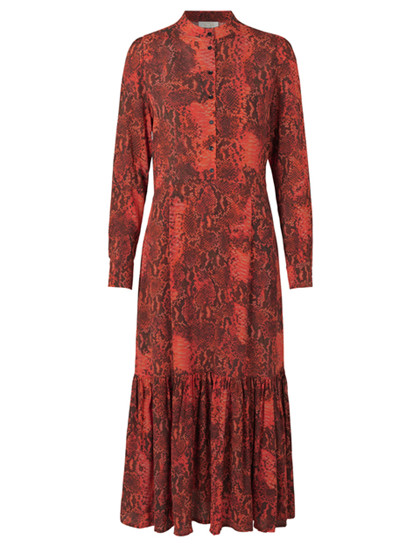Notes du Nord Monroe kjole i rød