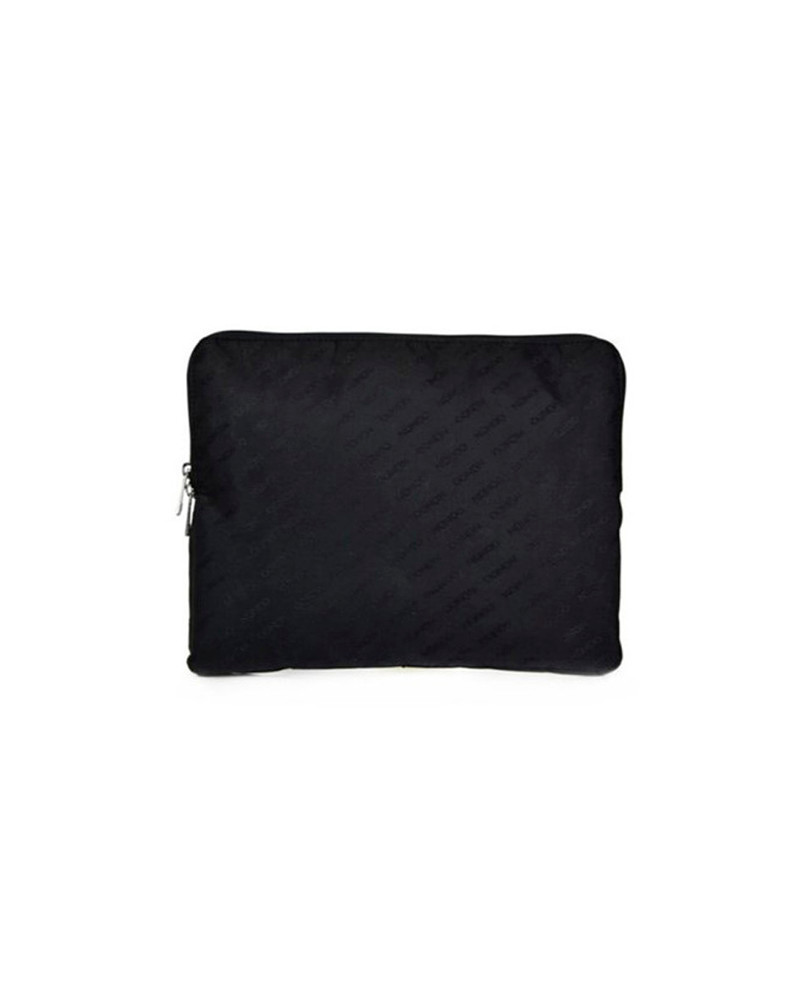 Núnoo Laptop Sleeve Logo Sport i sort